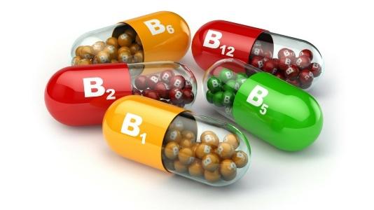 витамины б
