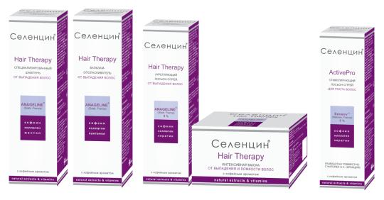 комплекс для лечения волос
