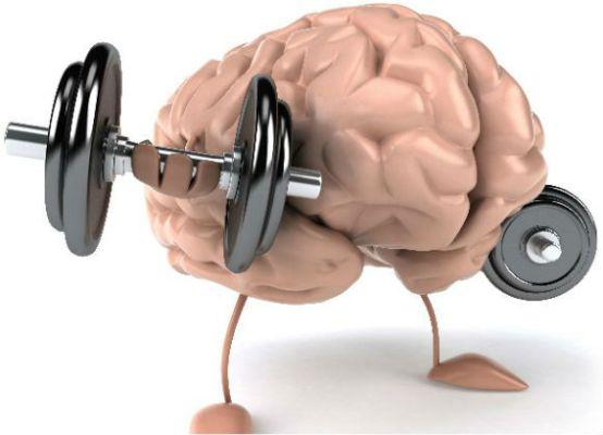 стимулирует работу мозга